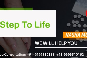 Nasha Mukti Kendra in Noida | Steps to Life Foundation