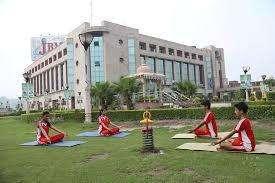 JBM Global School in Noida