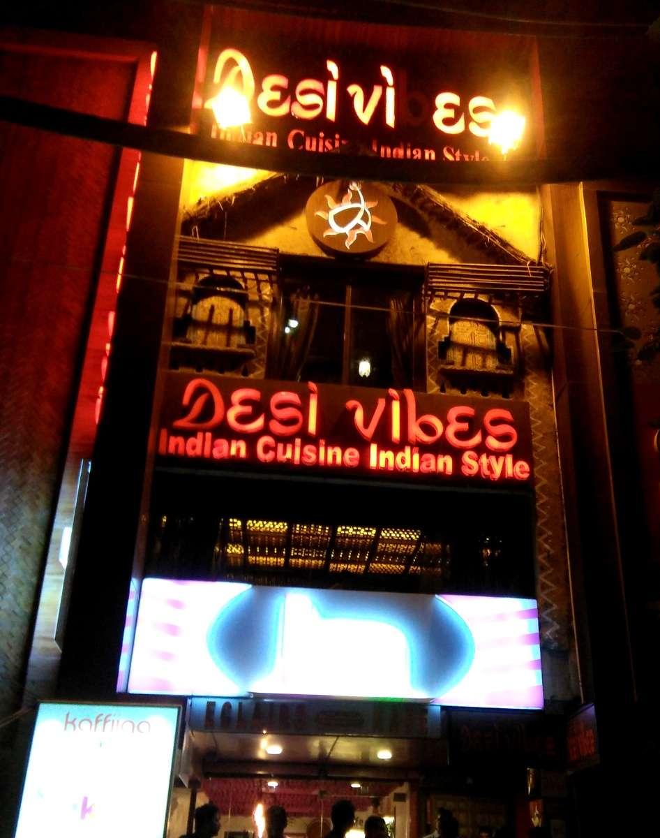 Desi Vibes Restaurant Noida
