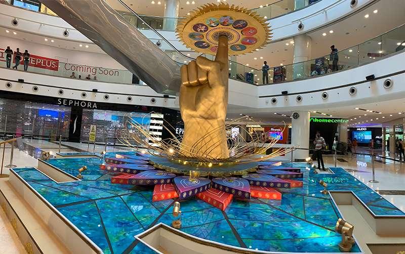 DLF Mall of India Noida