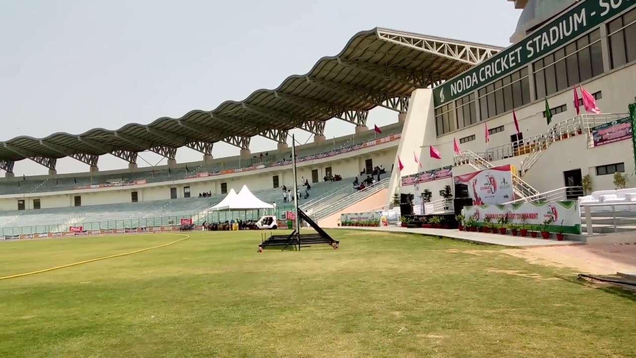 Noida Cricket Stadium in Noida