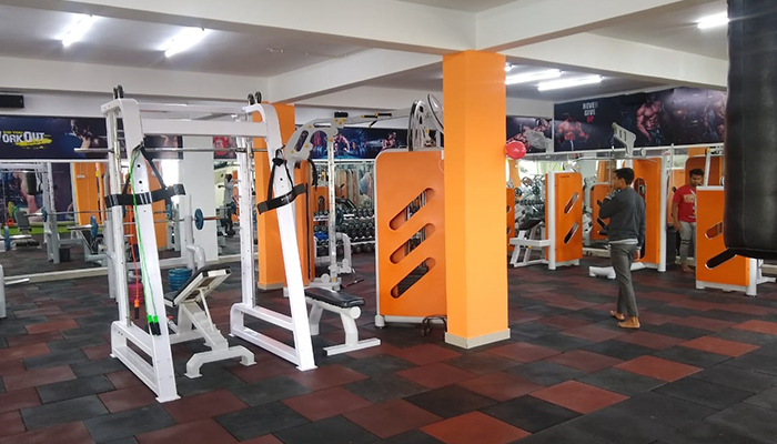 Team Core Fitness Gym in Noida