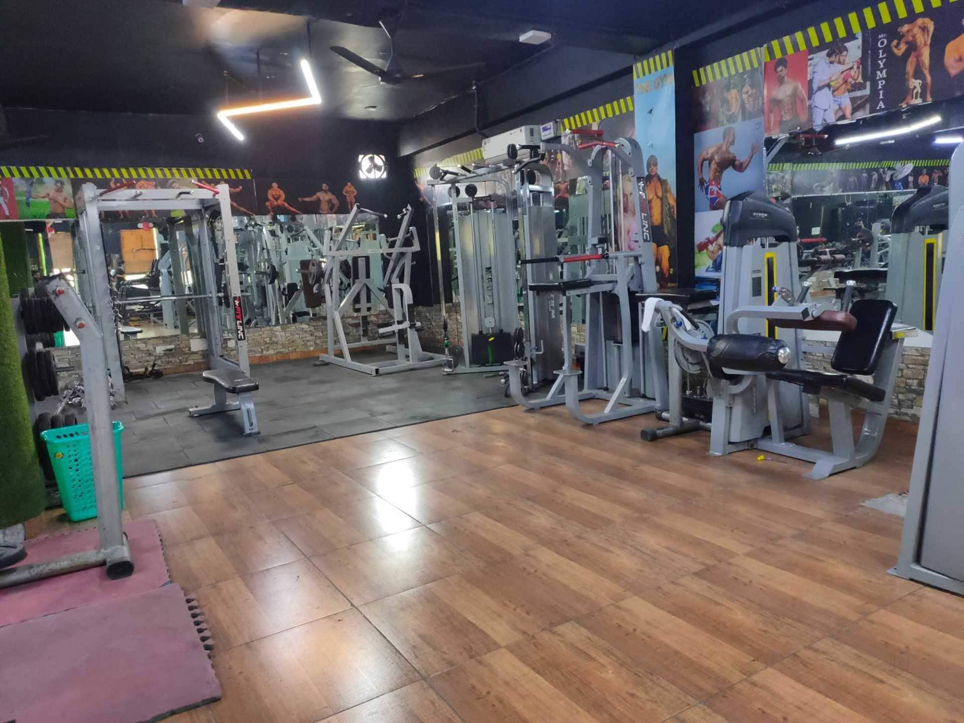 X Factor Gym in Noida